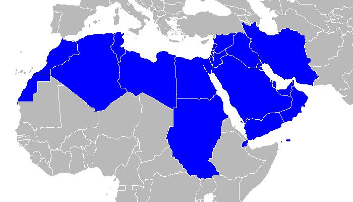 منطقه ی منا؛ از شرق تا غرب